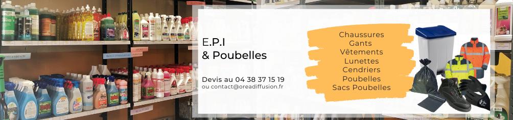 E.P.I. & Poubelles