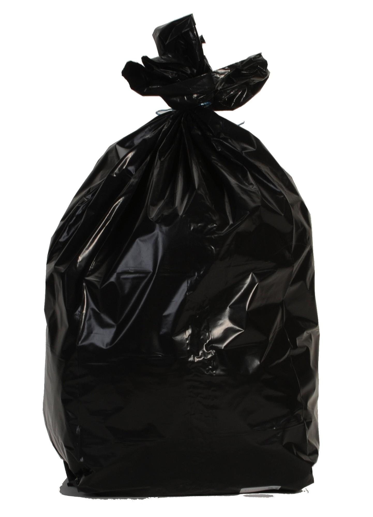 sacs poubelle pebd 150l 100 unit s basse densit noir sacs poubelles e p i poubelles. Black Bedroom Furniture Sets. Home Design Ideas