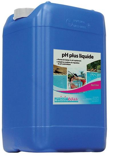 Produit PH plus liquide - HYDRAPRO - 25L - Produits 385fade5a25