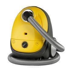 Aspirateur Domestique NILFISK ONE Jaune - 800 W