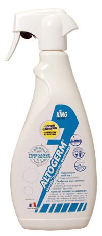Purificateur d'air et désinfectant surfaces - ALTOGERM - SICO - 750ML