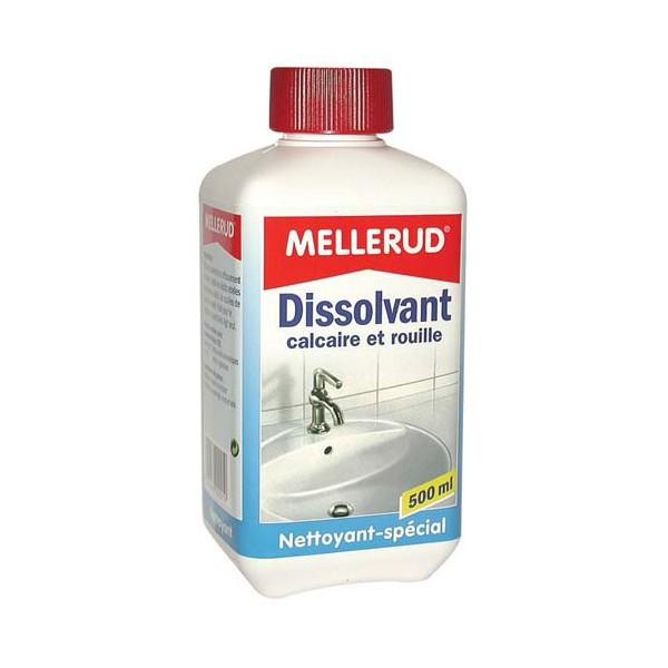 Dissolvant anti-calcaire/rouille - MELLERUD - 500mL