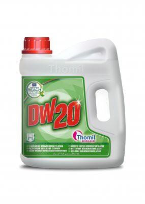 Nettoyant désincrustant - THOMIL DW20 - 4L - Produits piscine - Produits ad55f3a658c
