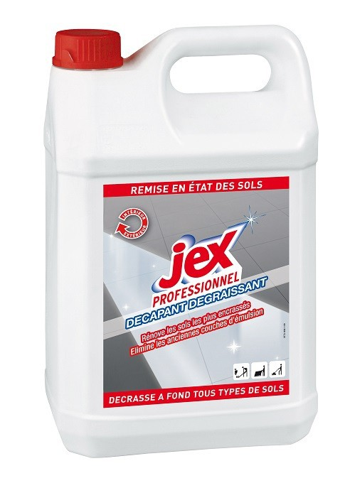 Décapant Dégraissant JEX Professionnel - 5 L