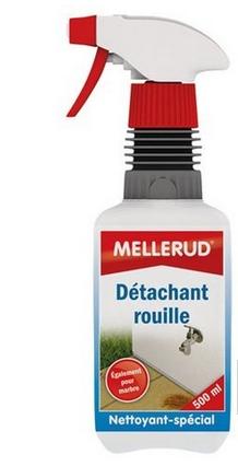 Détachant rouille - MELLERUD - 500ML