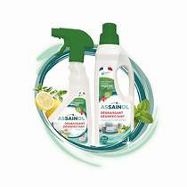 Assainol Désinfectant Express 500ml- Ecocert-HYGIENE&NATURE