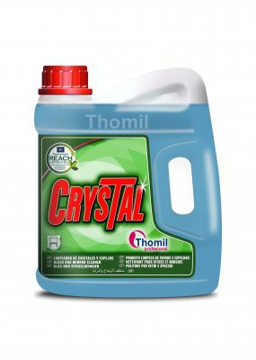 Nettoyant vitres CRYSTAL - THOMIL - 4L