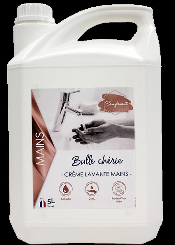 Lotion moussante Bulle Chérie 5L SIMPLEMENT- HYDRACHIM-
