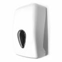 Distributeur essuie-mains mini barril -  BLANC ABS - GARCIA DE POU