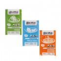 Détergent parfumant longue durée  - LE VRAI Professionnel - Carton de 125 dosettes de 16ml / 1 ACHETÉ = 1 OFFERT