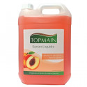 Savon glycérine - parfum pêche - TOPMAIN - 5L