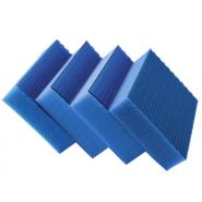 Sachet 4 x Eponge HACCP COLOR CLEAN bleu - DE WITTE