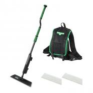 Kit d'entretien des sols mop à velcro - erGO! wax - UNGER