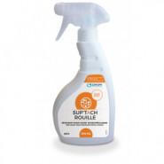 Détachant avant lavage SUP'TACH ROUILLE - ORAPI - 500ml - 1 flacon acheté = 1 flacon de bio tech OFFERT