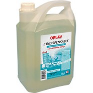 Nettoyant ORLAV L'indispensable 5 en 1- Multi-Usages – Multi-Surfaces - 5L