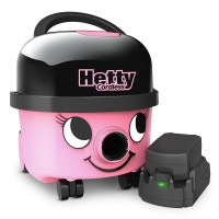 Aspirateur à batterie Henry ou Hetty - NUMATIC - 6L