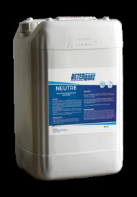 Désinfectant DETERQUAT Neutre - 5 L -HYDRACHIM-