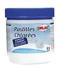 Pastilles chlorées ORLAV - 500 mg