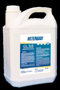 Déterquat CL 9.6% Eucalyptus - 5L - HYDRACHIM