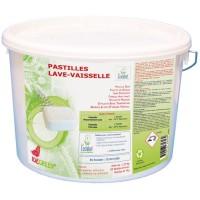 Pastilles lave-vaisselle - IDEGREEN -  2.25Kg - Ecolabel