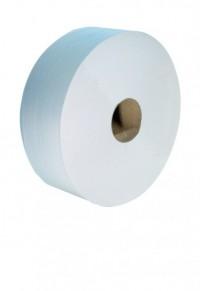 Papier Toilette Maxi Jumbo Pure Ouate Lisse - Colisé par 6