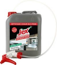 Décapant Four & Friteuses - JEX PROFESSIONNEL - 5L