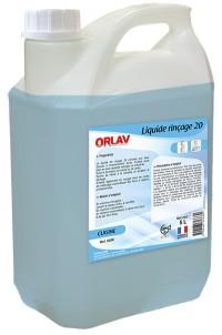 Liquide de rinçage Eaux moyennes 20 - ORLAV - HYDRACHIM - 5L