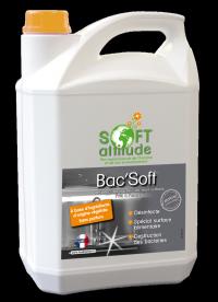 Désinfectant cuisine Bac'soft - SOFT' ATTITUDE - HYDRACHIM - 5L