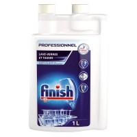 Liquide lavage verres - FINISH PRO - 1L