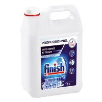 Liquide lavage verres - FINISH PRO - 5L