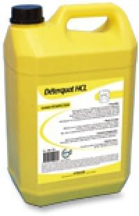 Nettoyant Désinfectant Deterquat HCL - HYDRACHIM - 5L