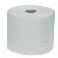 Bobine blanche industrielle 1000f - 2 unités - Ecolabel