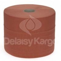 Bobine chamois industrielle 1000f - DELAISY KARGO - 2 unités - Ecolabel