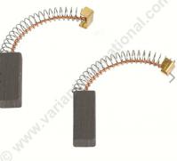 Charbon brush set - 11x6mm - 2pcs - VARIANT