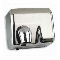 Sèche-mains électronique 58L - GARCIA DE POU - Argenté Inox