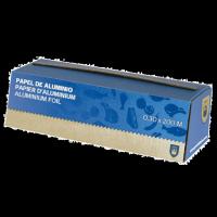 Film aluminium sous distributeur - GARCIA DE POU - 0.30x200m