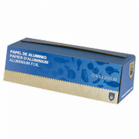 Film aluminium sous distributeur - GARCIA DE POU - 0.45x200m