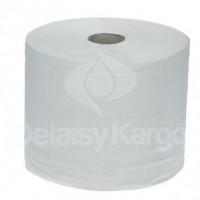 Bobine blanche industrielle 1500f - DELAISY KARGO - 2 unités