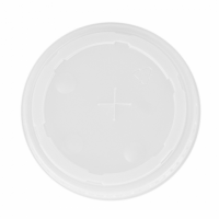 Couvercle gobelets translucide - GARCIA DE POU - 2 tailles