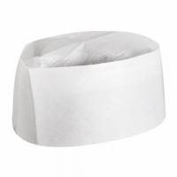 Calot ajustable blanc - GARCIA DE POU - 100 unités