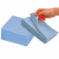Lavettes tissu cellulose/latex - GARCIA DE POU - 30 unités