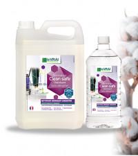 Nettoyant odorisant concentré sans allergène - CLEAN SAFE