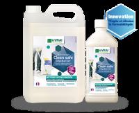 Nettoyant dépollueur concentré sans allergène - CLEAN SAFE