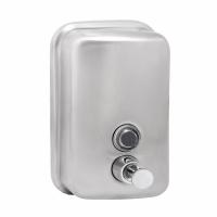 Distributeur de savon -  Inox - 500ml -  GARCIA DE POU