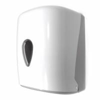 Distributeur essuie-mains maxi barril - ABS BLANC - GARCIA DE POU