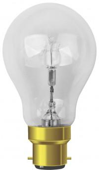 Ampoule standard eco halogène 57W B22 - GIRARD SUDRON