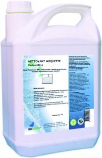 Nettoyant moquettes écologique - IDEGREEN - 5L - Ecolabel
