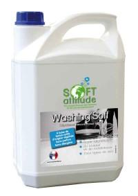 Nettoyant sols Washing'soft - SOFT' ATTITUDE - HYDRACHIM - 5L