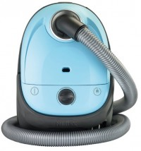Aspirateur mini compact ONE BASIC BB10P05A - NILFISK TURQUOISE