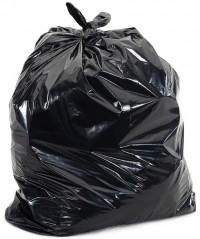 Sacs poubelle PEHD - 50L - 500 unités